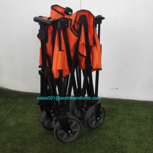 Outdoor Heavy Duty Folding Utility Wagon pictures & photos