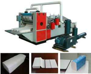 High Speed Hand Paper Towel Folder Machine pictures & photos