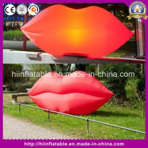 Sexy Inflatable Red Mouth Lip