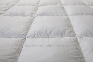 100% Cotton Fabric Polyster Quilted Mattress Protector Pad pictures & photos