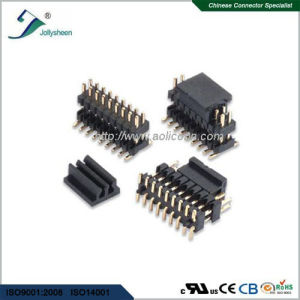 Pin Header Pitch 2.0mm  Dual Row Dual Insulator SMT  Type H1.5mm pictures & photos