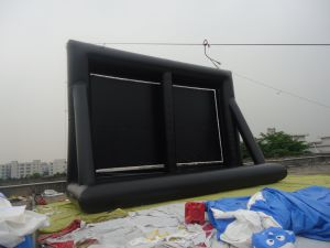Inflatable Home Movie Screen for Advertising pictures & photos