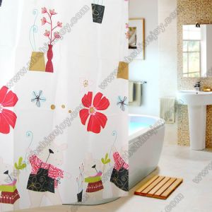 Lovely Style Shower Curtain pictures & photos