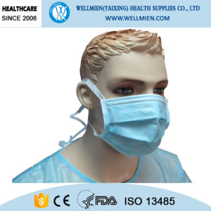 3 Ply Clear Disposable Surgical Mask pictures & photos