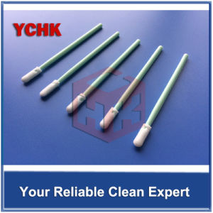 Small Head Semiconductor Use Cleanroom Foam Cleaning Swab pictures & photos