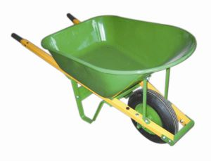 Litre Cheap Large Wheel Barrow Wh6601 pictures & photos