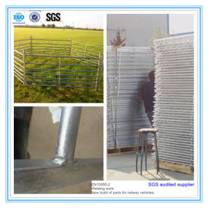 Galvanized Sheep Hurdle with Loop pictures & photos