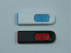 Push and Pull USB Flash Disks, Plastic USB Disk, Colorful USB Flash Drive pictures & photos