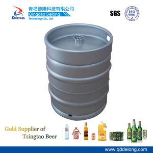 Stainless Steel Keg for Fresh Beer (10L-1)