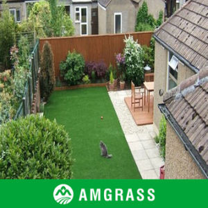 U Shape Landscaping&Sports Synthetic Grass Lawn pictures & photos