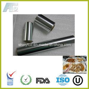 Non Stick Aluminum Foil Rolls with Shine Sides