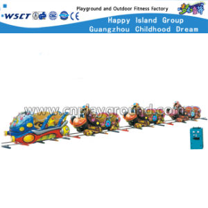Mini Cartoon Plane Rail Train for Playground and Parks (HD-10502) pictures & photos
