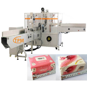 Mini Paper Napkin Packing Machine Tissue Packaging Machine pictures & photos