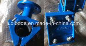 Saddle Clamp with Flange Outlet pictures & photos