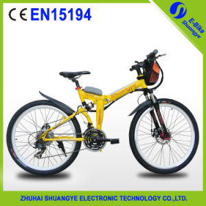 Shuangye 36V Litnium Battery Ebike Made in China pictures & photos