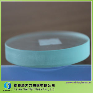 High Quality Tempered Roung Sight Glass pictures & photos