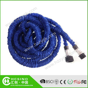 Car Wash High Pressure Water Gun/ Garden Hose Reel Sets/Soft Retractable Hose with on/off Valve