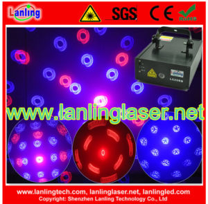 20 Gobos Circle-Type Twinkling Laser Disco Lighting pictures & photos