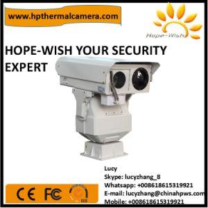 Dual Sensor Thermal Visible Security Surveillance Imaging PTZ Camera Onvif Solar Power pictures & photos