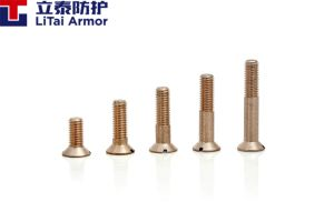 Tungsten Copper Screw