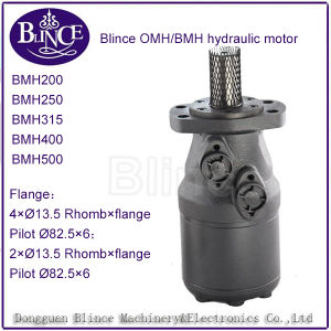 Wholesale Omh315 Orbit Hydraulic Motor for Lifting Transport Equipment pictures & photos