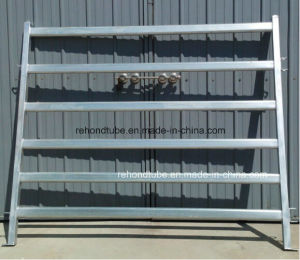 Cattle Steel Fence Panel pictures & photos