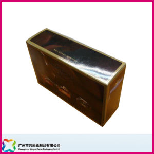 Folding Chocolate Packaging Box with Inserts (XC-10-004) pictures & photos