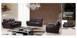 2016 Hot Selling Modern Design Italian Leather Sofa pictures & photos