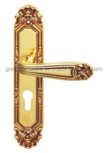 High Quality Solid Brass Door Handle 815 pictures & photos