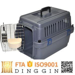 Plastic Pet Airline Cage for Transport pictures & photos