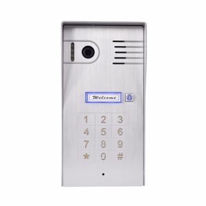 7inch Video Doorphone Kit for Villa House pictures & photos