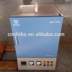 High Temperature Experiment Furnace, Box-1800 Muffle Furnace pictures & photos