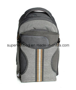 4 Person Picnic Backpack Basket with Cooler Compartment Bags pictures & photos