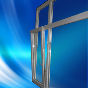 New Design PVC/UPVC Tilt&Turn Windows