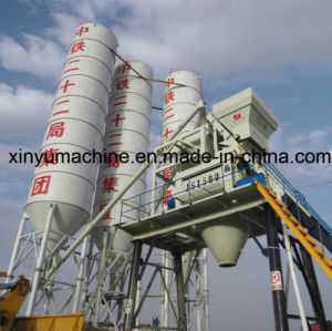 Ready-Mixed Concrete Mixing Plant (HZS-75) pictures & photos