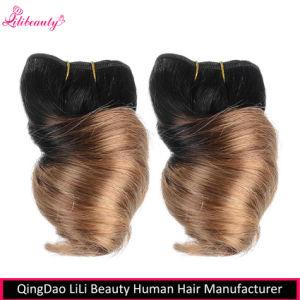 Wholesale 8 Inch Brazilian Virgin Hair Fumi Spring Curl Hair Bundles pictures & photos
