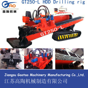 Gt250-L Borehole Drilling Rig for Underground Pipe/Cable Laying pictures & photos
