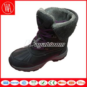 Men Snow Winter Boots by PU Upper pictures & photos