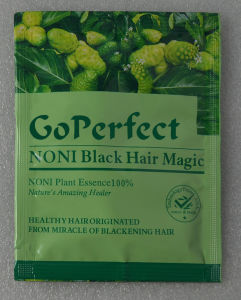 Go Perfect Noni Black Hair Magic Shampoo 20ml*20 (GL-HD0998)