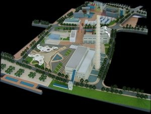 Physical Architectural Model of Exhibition Hall Planning (JW-10) pictures & photos