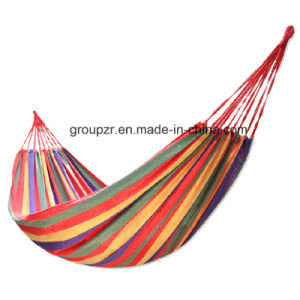 Durable Hammock Swing Chair for Camping, Beach pictures & photos