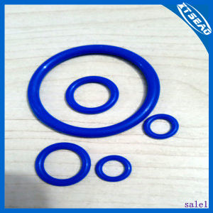 NBR/FKM/Mvq/Viton Rubber Colored Rubber O Rings Price pictures & photos