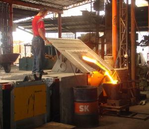 Copper Scrap Smelter (GW-HY163) pictures & photos