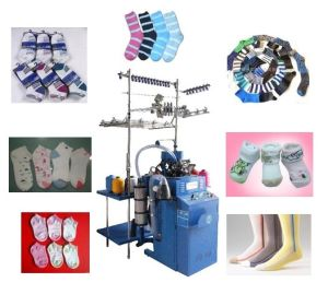 Sock Knitting Machine (YX-343)