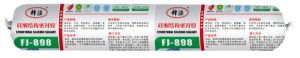 High Quality Low Price Water Resistant Silicone Sealant Manufacture pictures & photos