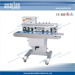 Hualian 2017 Automatic Continuous Sealing Machine (FRM-1120W) pictures & photos