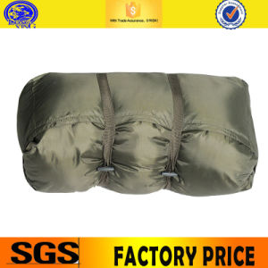 100% Cotton Flannel Double Sleeping Bag pictures & photos