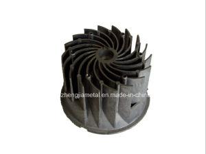 Aluminum Alloy Diecasting Radiator Accessories (ZJ-A071)