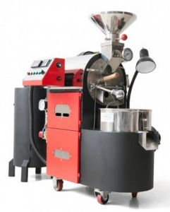 2kg Commercial Coffee Roaster/2kg LPG Propane Coffee Roaster pictures & photos