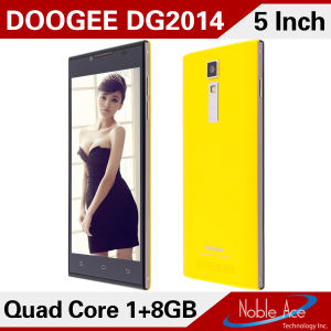 "Doogee Dg2014 Android 4.2.2 5""HD IPS Mtk6582 1GB+8GB Android Phone"